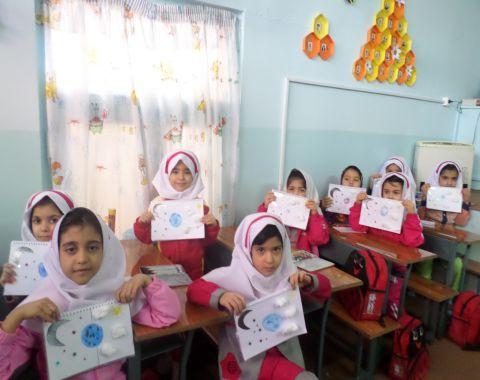 انجام واحد کار شب و روز در کلاس خانم قائمی