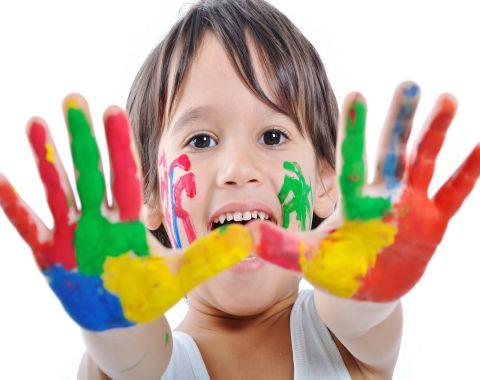 تاثیر فرم و رنگها بر حل مشکلات کودکان