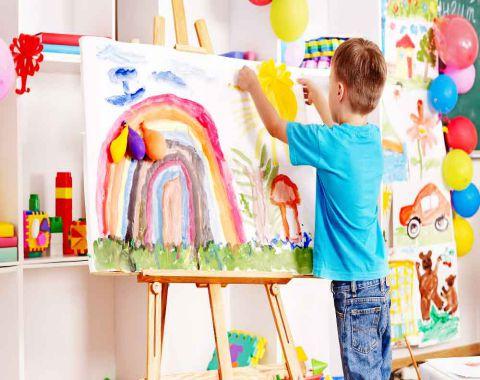 نقش خلاقیت در بازی کودکان