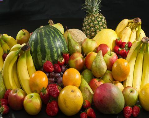 نقش و تاثیر میوه ها روی رشد بدن کودکان