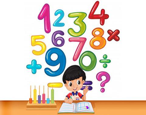 كمك به كودك در آموختن رياضيات