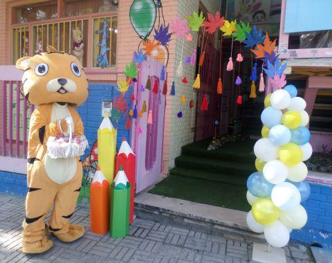 آماده سازی فضای آموزشگاه برای حضور نوآموزان _مهر99