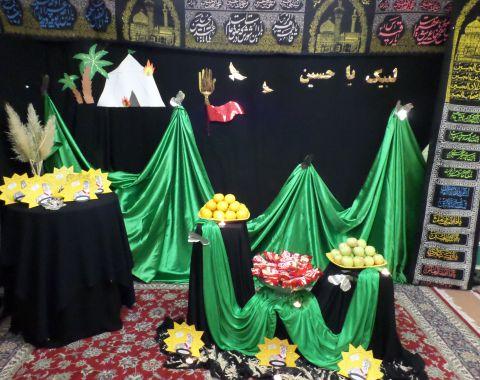 برگزاری مراسم اربعین _16 مهر 1399